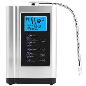 Ionizzatore per acqua alcalina depuratore